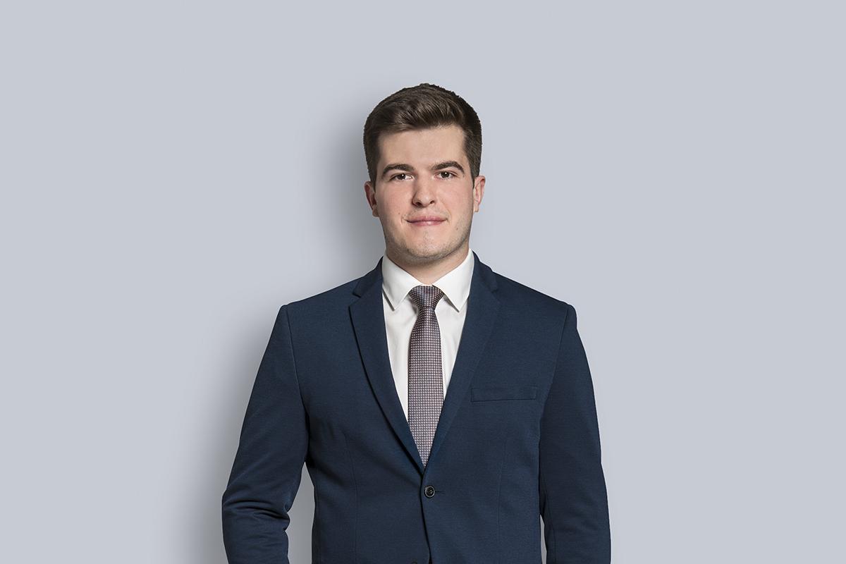 Portrait of Alexandre Sinor