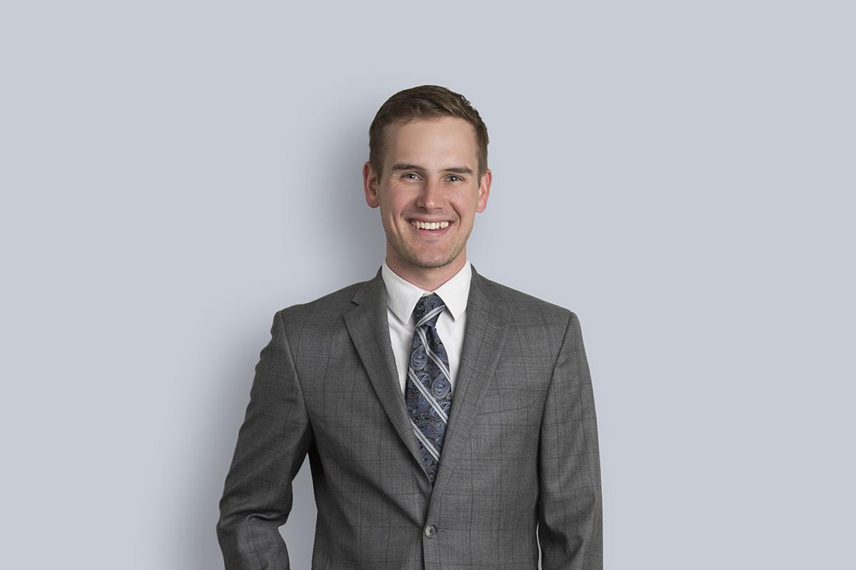 Portrait of Dylan Hanwell