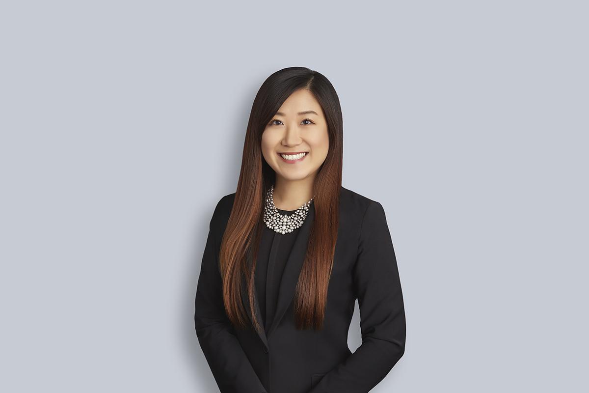 Portrait of Ella Kang