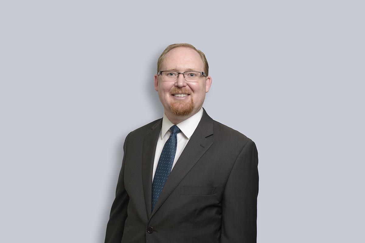 Portrait of Jeff W. Deagle