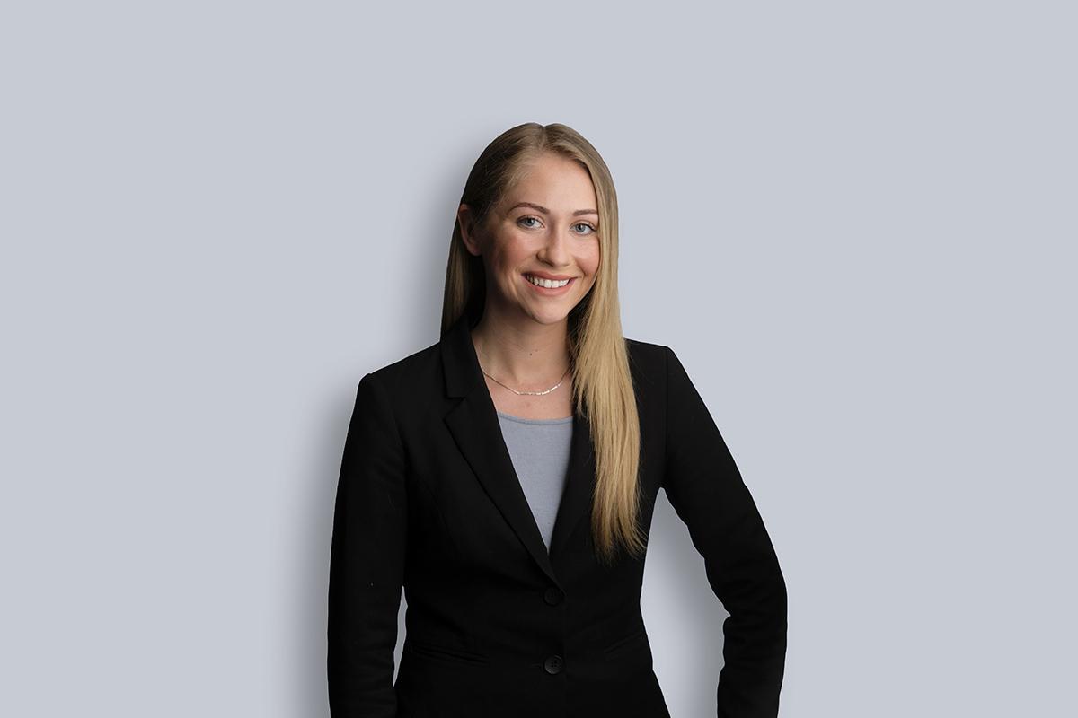 Portrait of Julia Thielmann