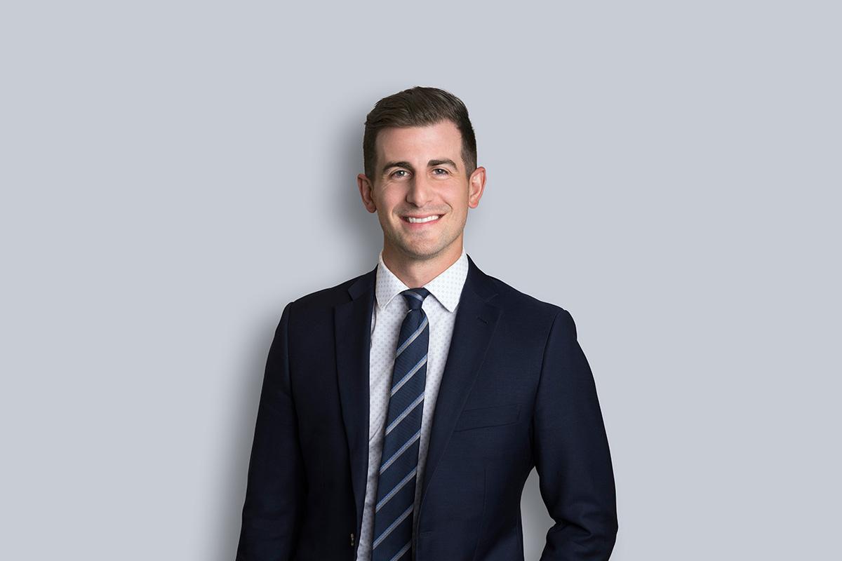 Portrait of Justin Morello