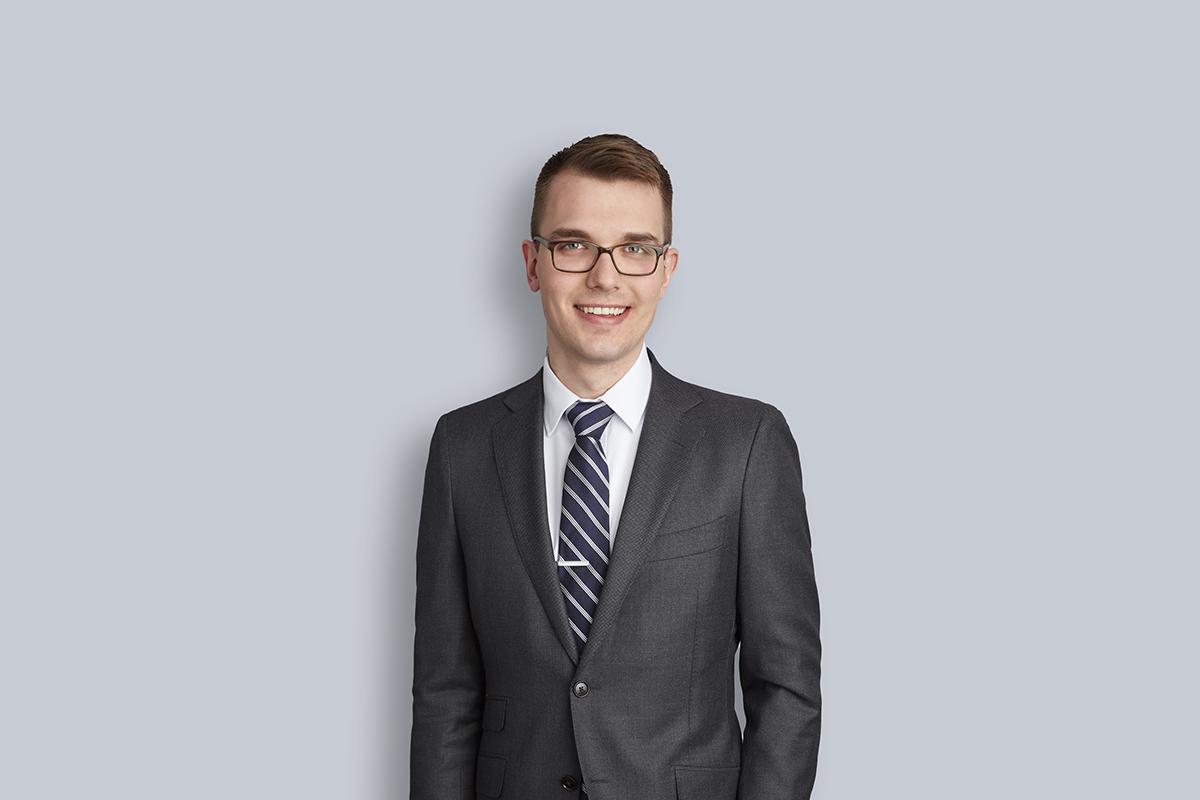 Portrait of Michael Cleveland
