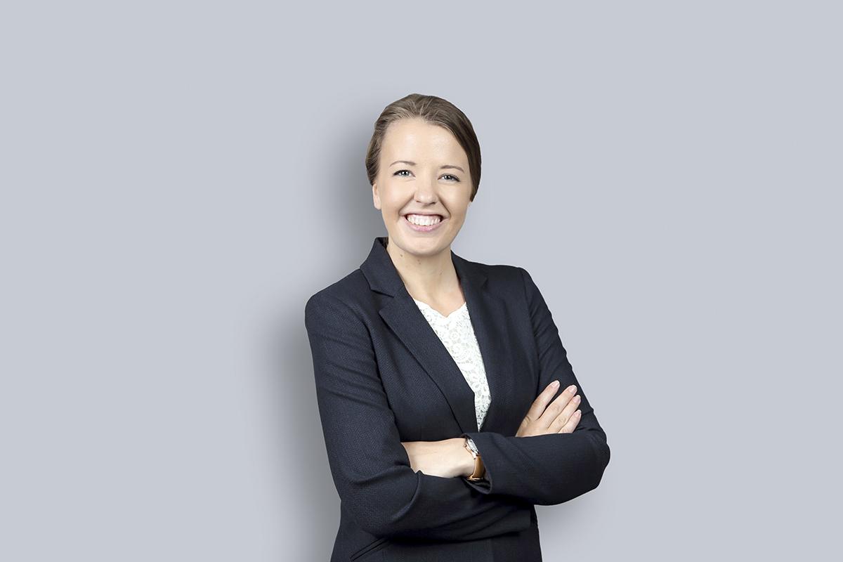 Portrait of Stefanie Gladders