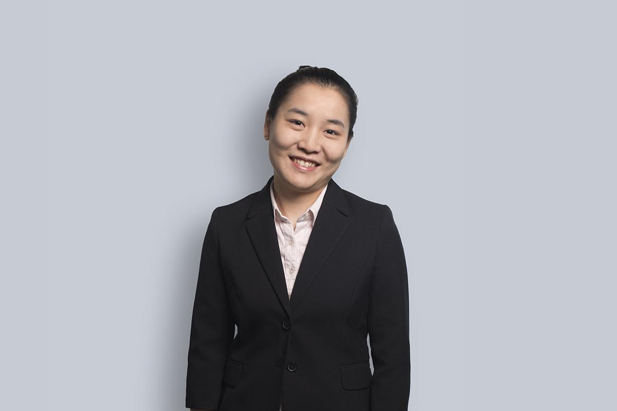 Portrait de Chloe Mao