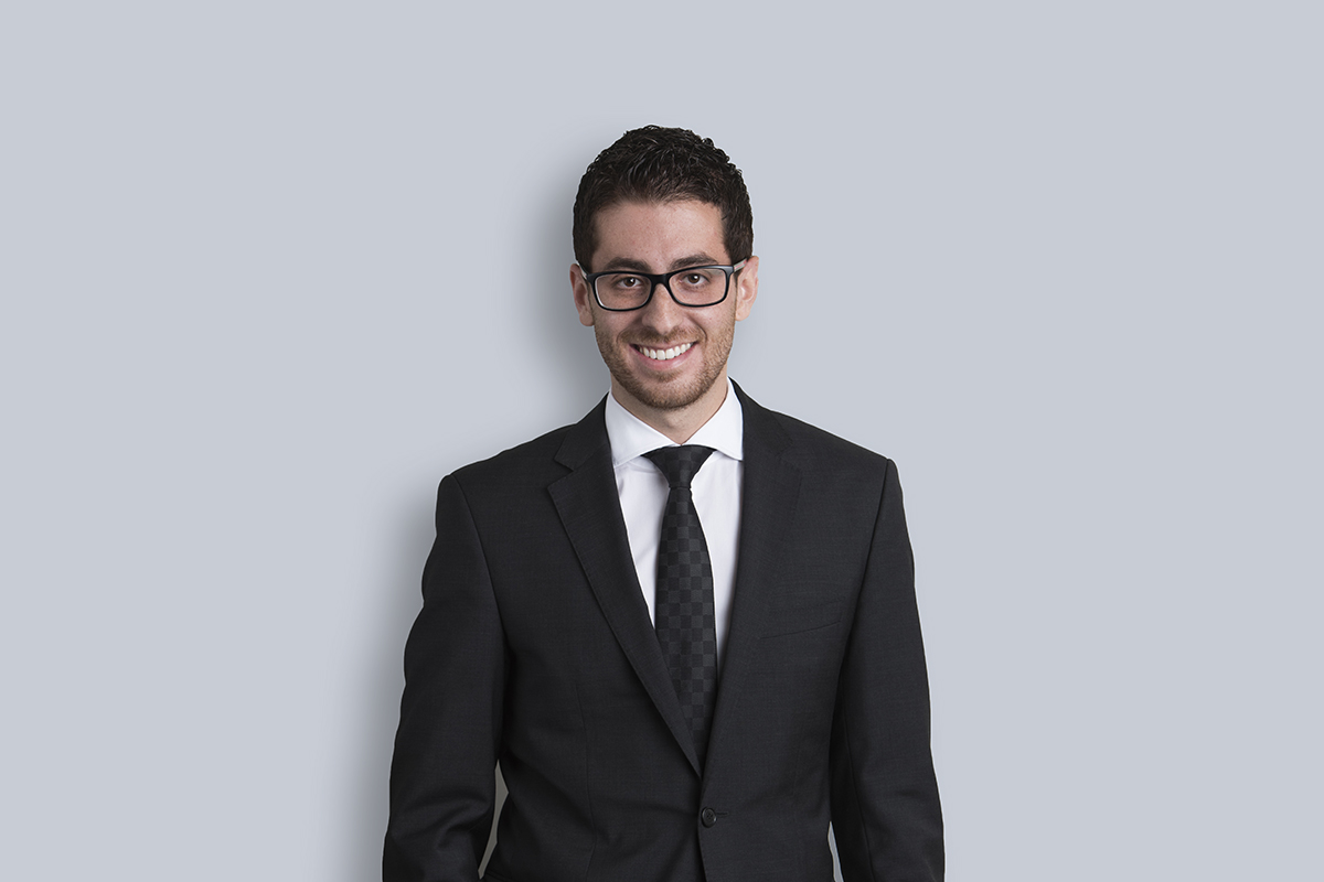 Portrait de Marco Palazzo
