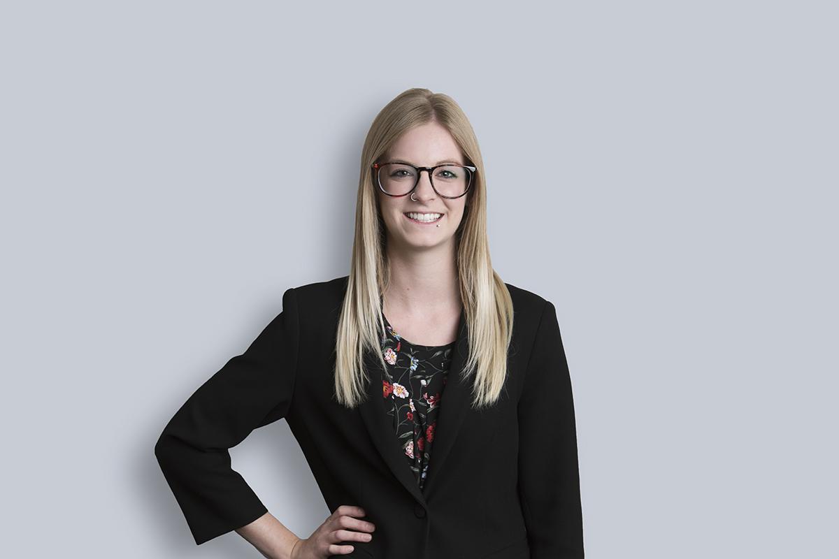 Portrait of Rachelle Kaiser