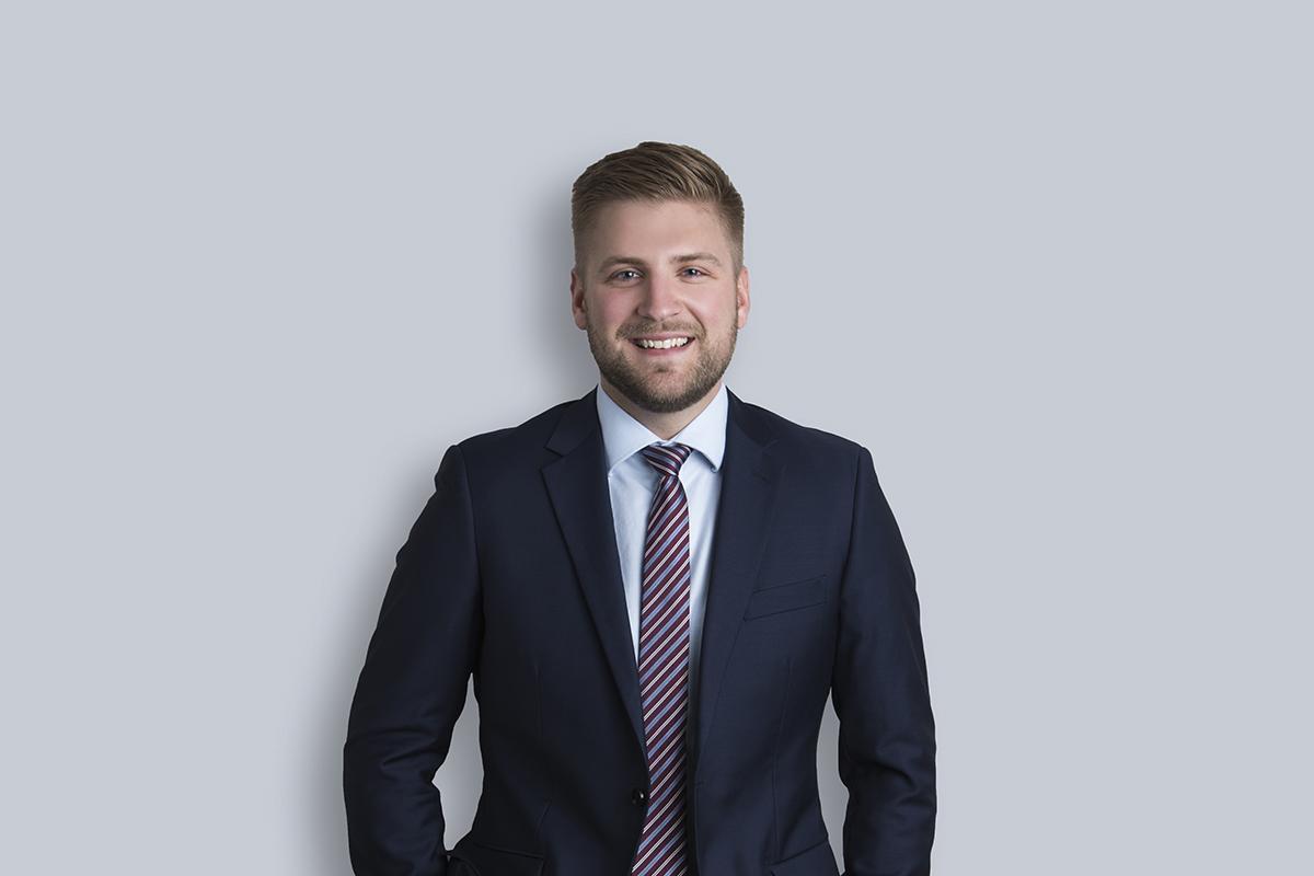 Portrait of Spencer Einhorn