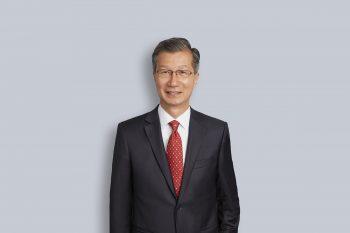 Portrait of Michael Chan