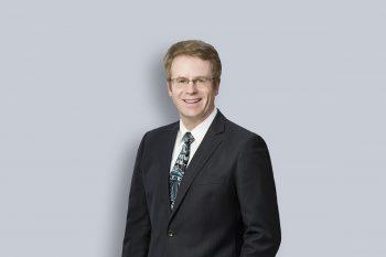 Portrait of Patrick D. Fitzpatrick