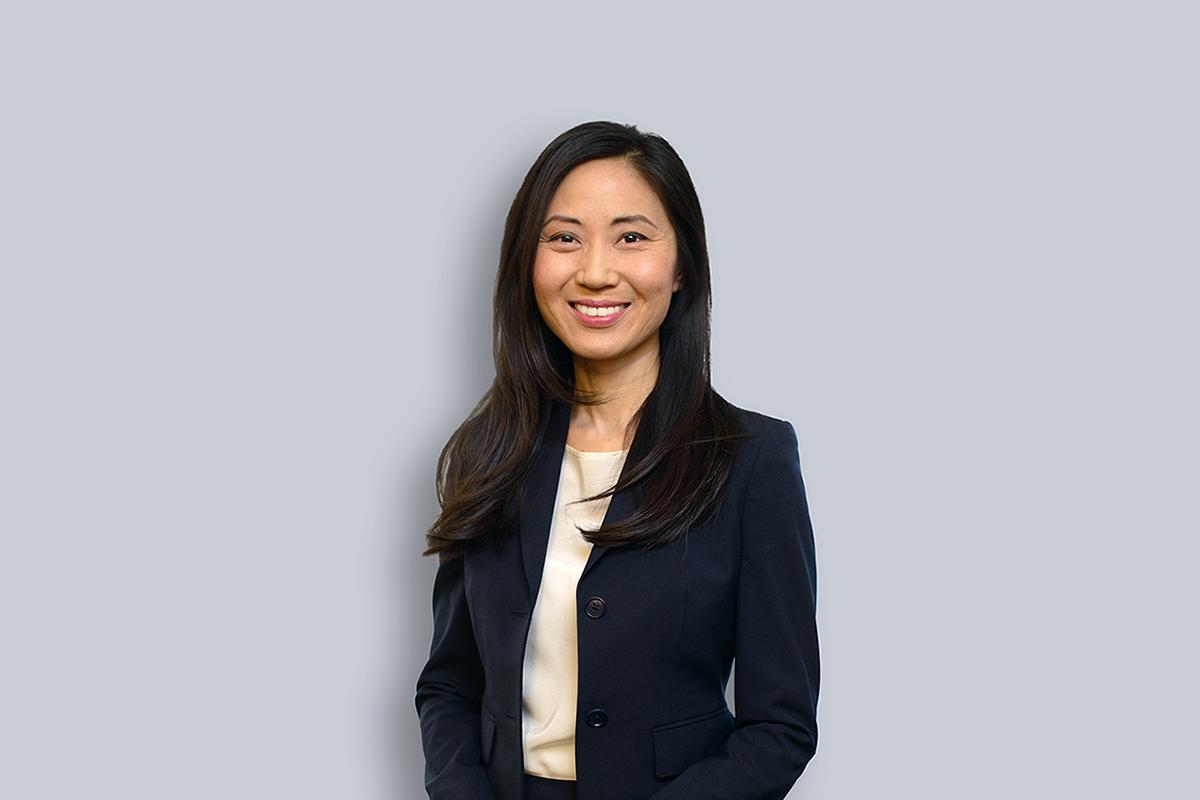 Portrait of Lesley Kim