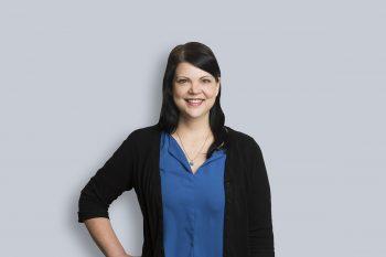 Portrait of Jennifer Kuhl