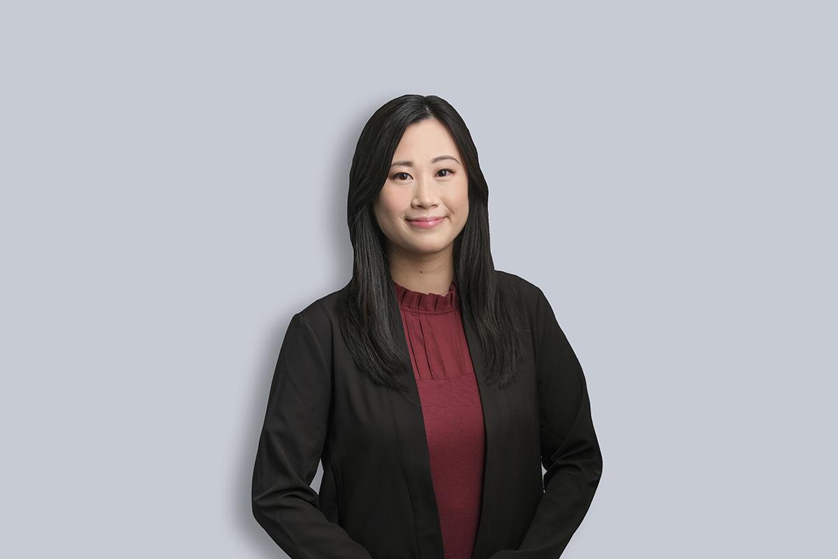 Portrait de Grace Siu