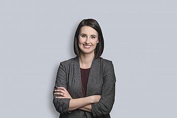 Portrait de Katie Comley