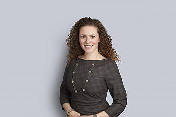 Portrait of Rebecca Grosz