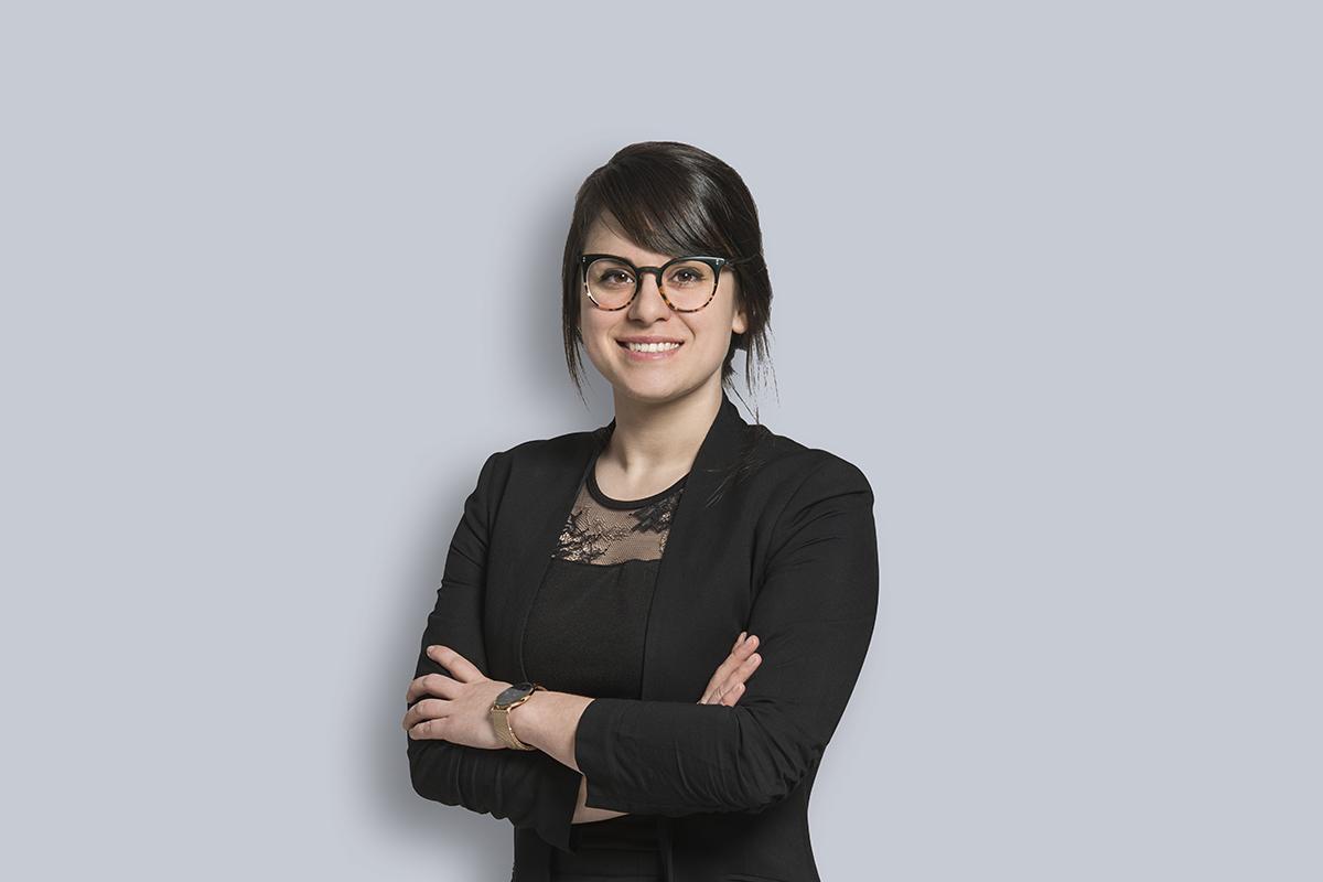 Portrait de Julie St-Hilaire