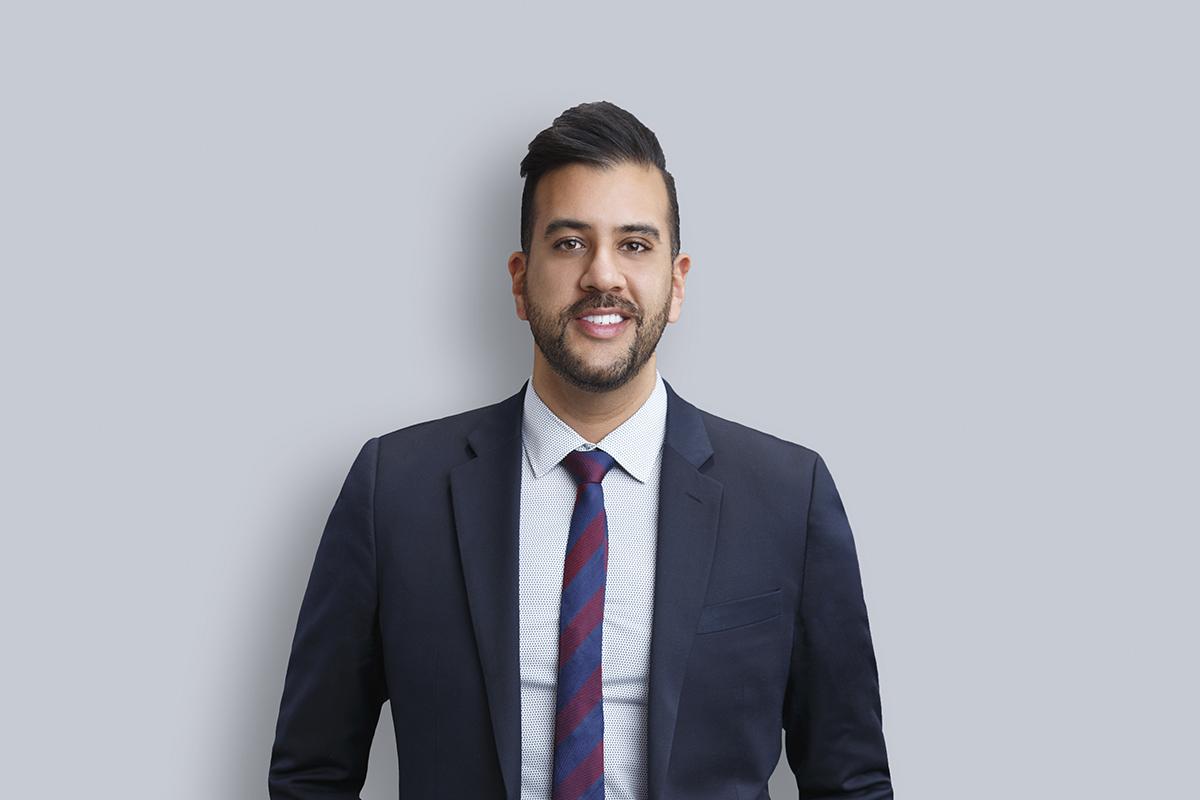 Portrait of Akash Bir