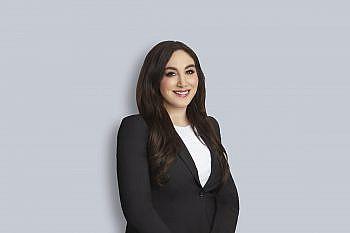 Portrait de Nahla Khouri