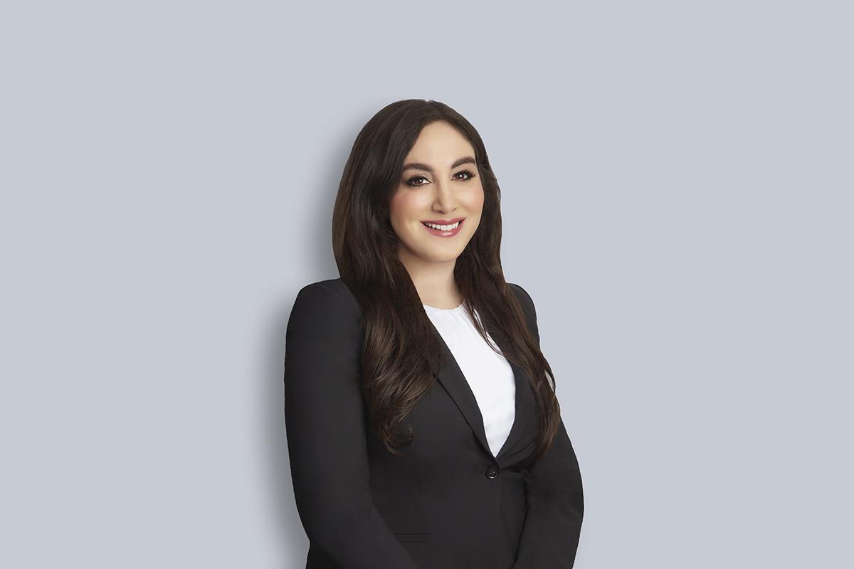 Portrait of Nahla Khouri
