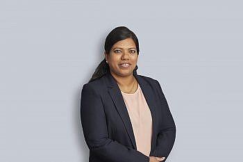 Portrait of Gayathri Balaratnam