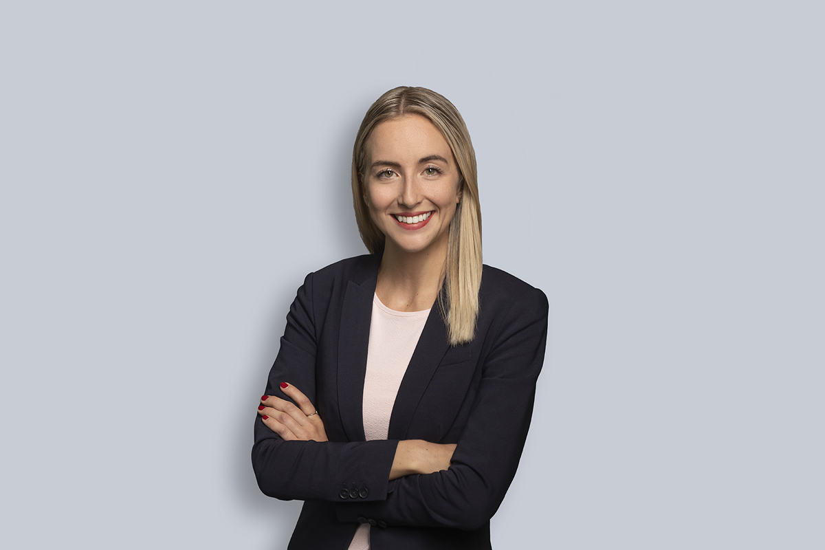 Portrait of Christie McLeod