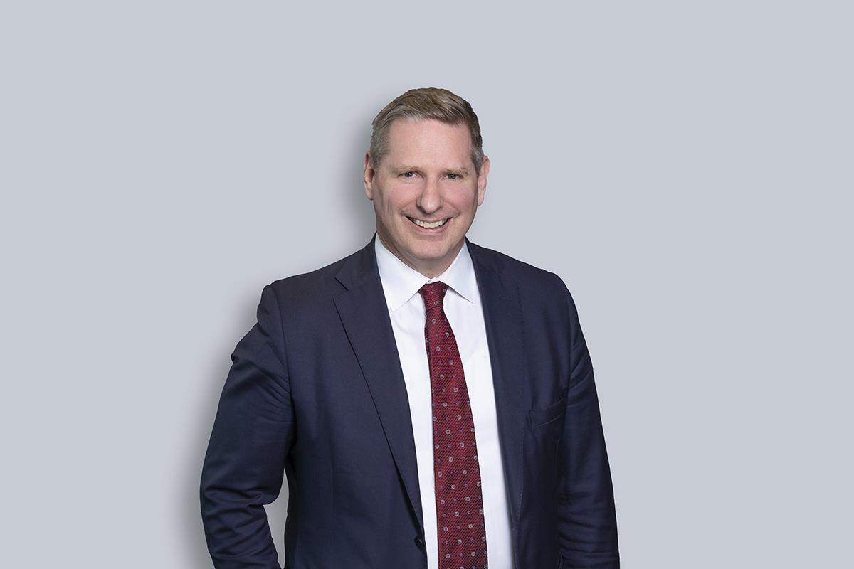 Portrait of Daniel Kiselbach