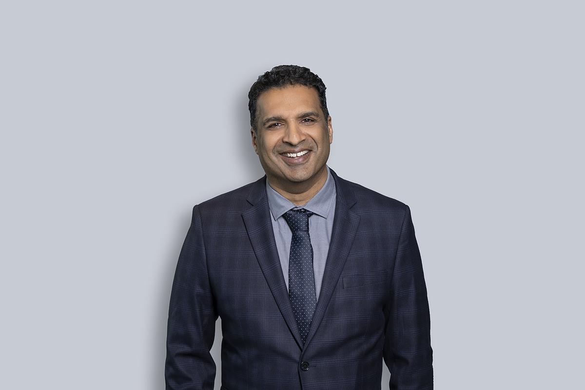 Portrait de Satinder Bains