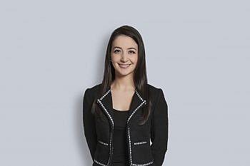 Portrait of Myriam Bensadoun-Amato