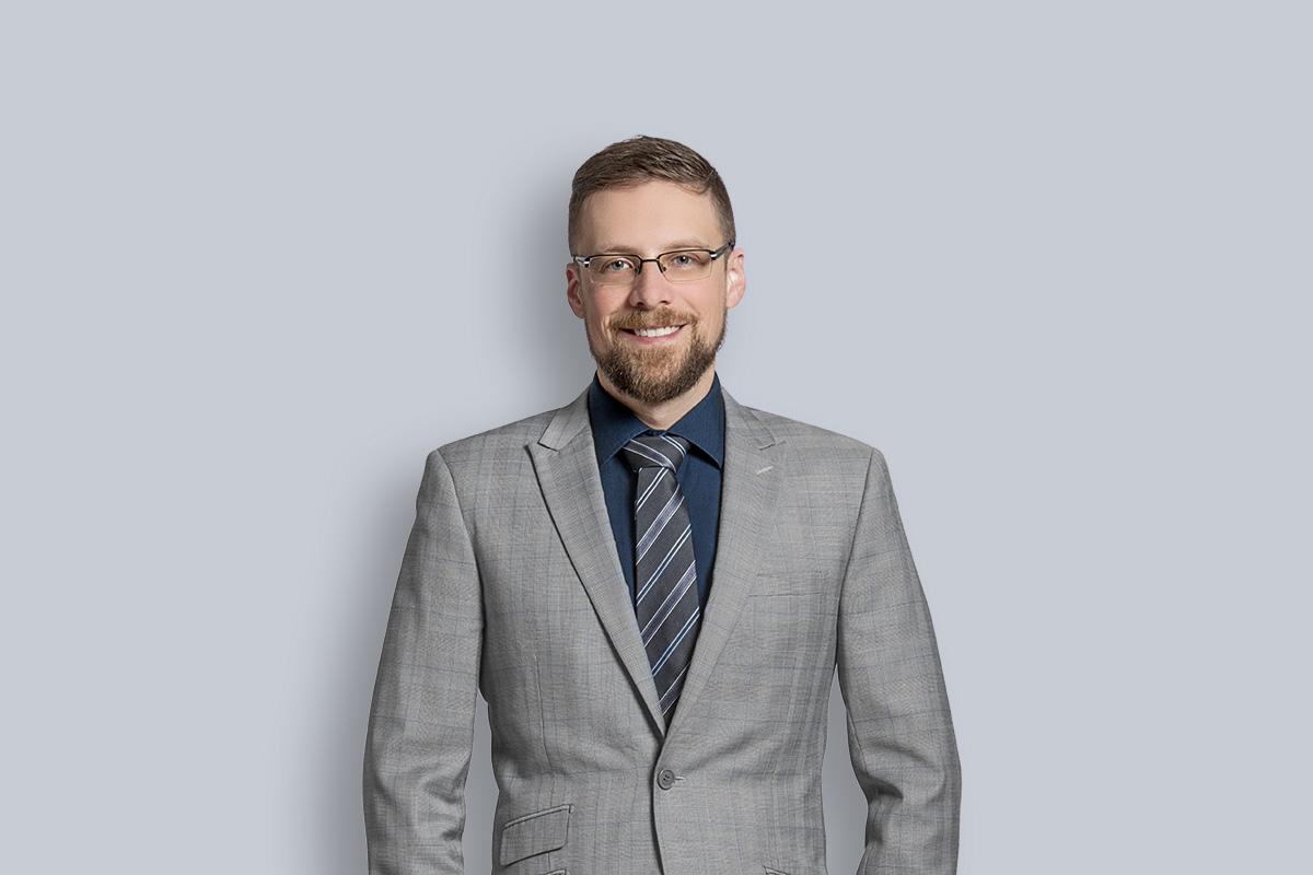 Portrait de Justin Deguire