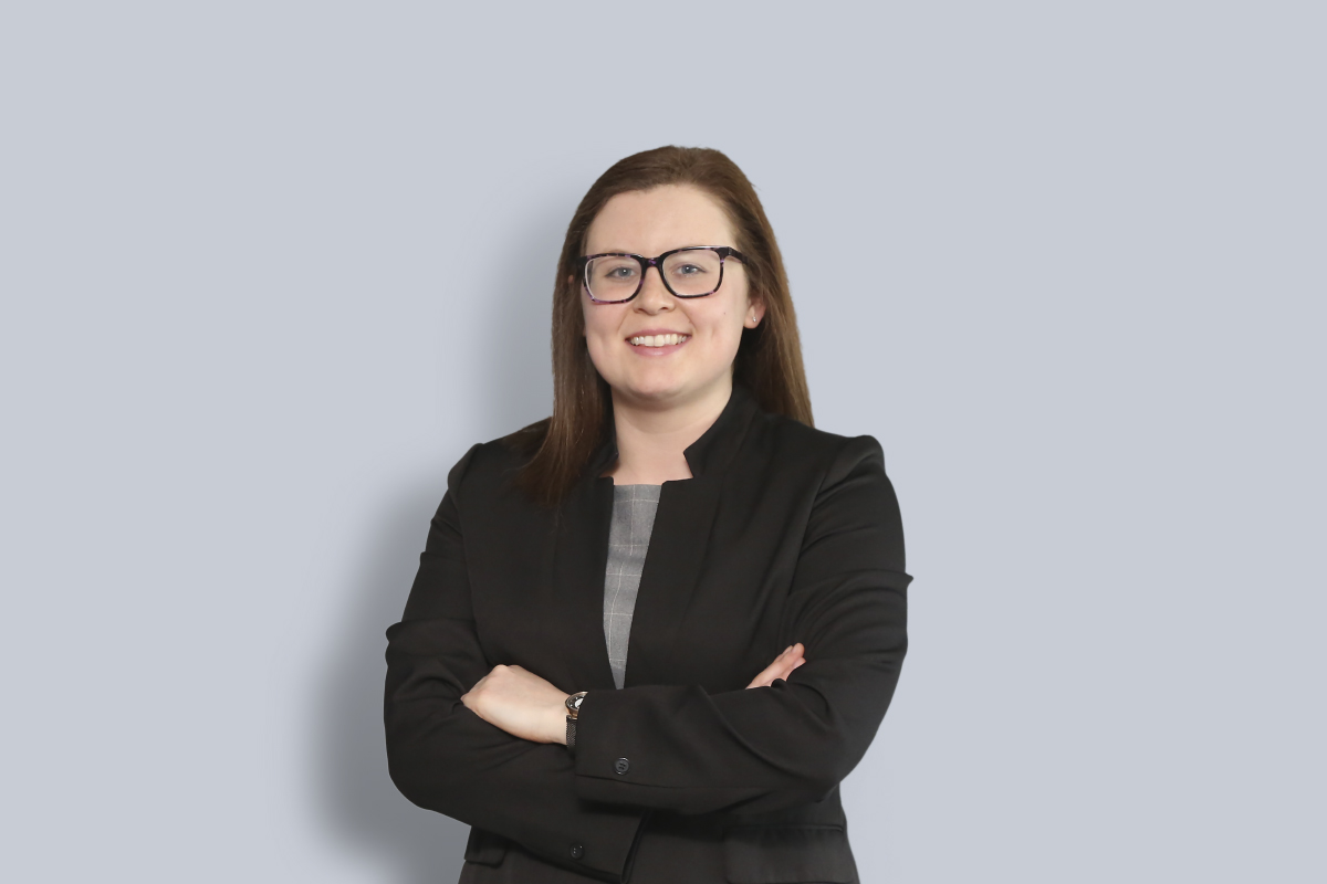 Portrait of Amanda Brennan
