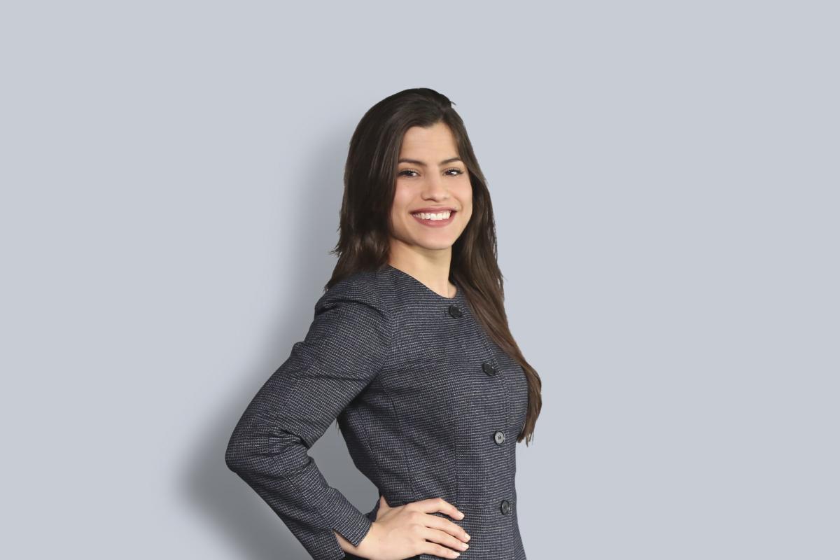 Portrait de Elizabeth Gutierrez Nadal