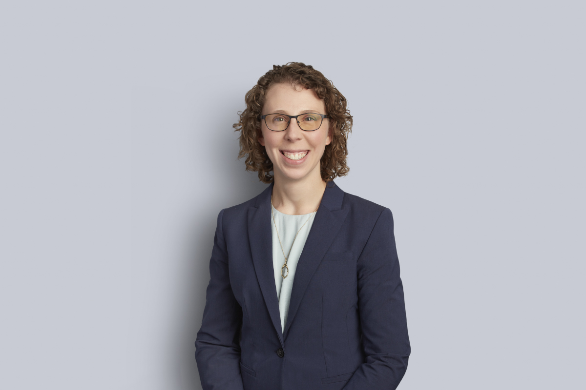 Portrait of Amanda Perumal