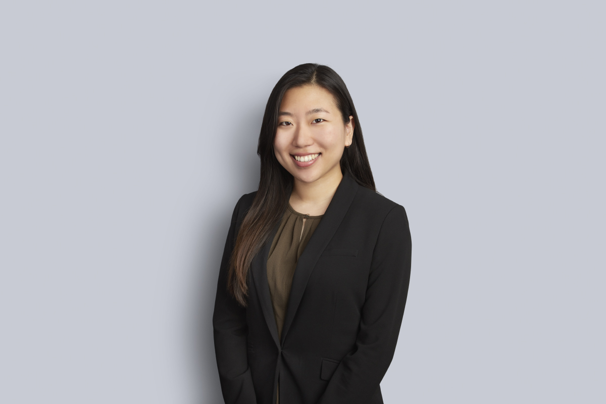 Portrait of Ellen Kim