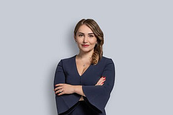 Portrait of Emily Cruz Isgro