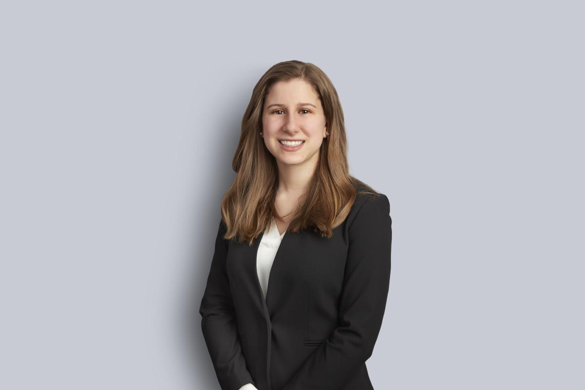 Portrait of Kristin Dosen
