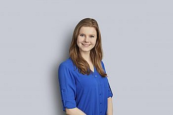 Portrait of Madison Derraugh
