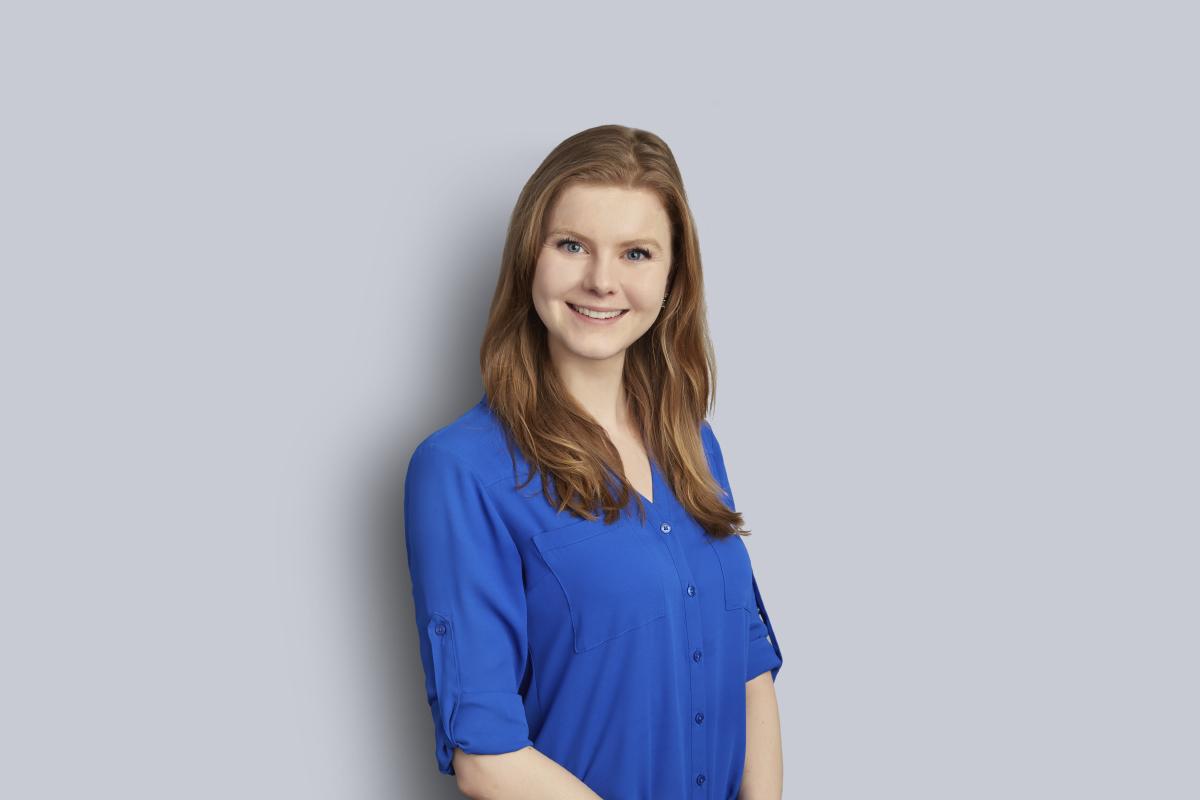 Portrait de Madison Derraugh