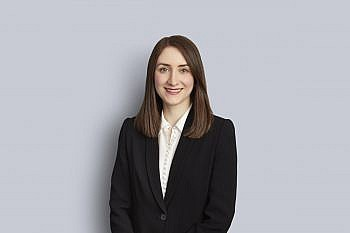 Portrait of Sarah DeGenova