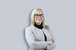 Portrait of Gwenyth Stadig