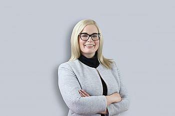 Portrait de Gwenyth Stadig