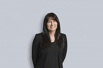 Portrait of Martine Pelchat