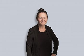 Portrait of Jane Holmes