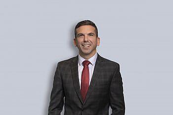 Portrait of Stefan McConnell