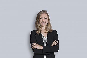 Portrait of Caroline Dussault