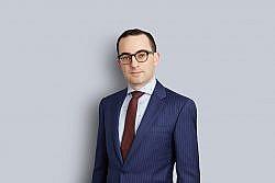 Portrait de Eric Sherkin