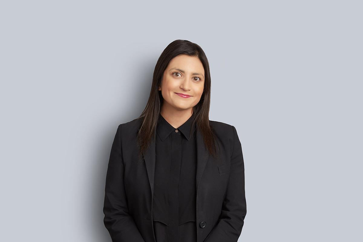 Portrait de Pia Hundal