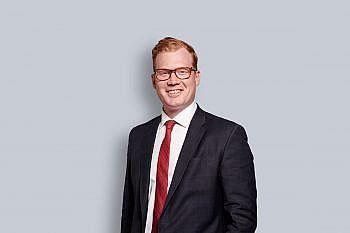 Portrait de Dustin Gillanders