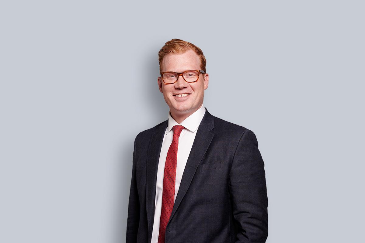Portrait of Dustin Gillanders