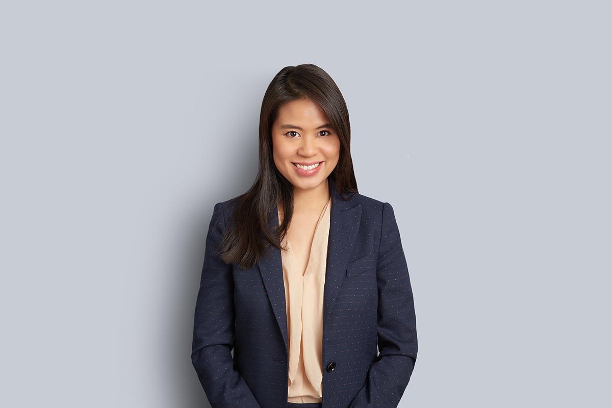 Portrait of Molly Luu