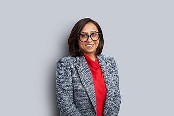 Portrait of Reema Mahbubani